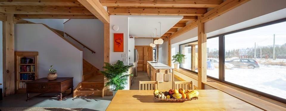Passive House, Ann Cavlovic