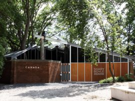 Canadian Pavilion, Venice Biennale, UNCEDED