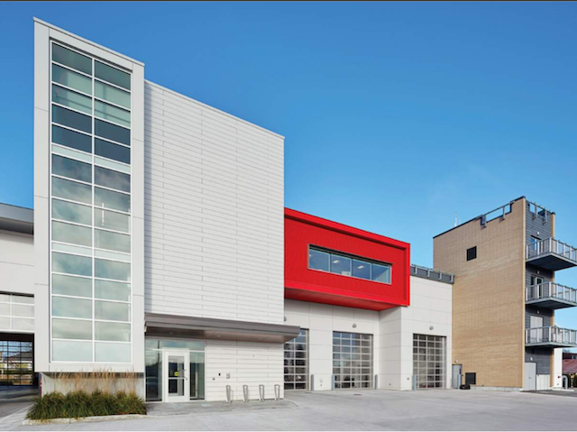 Cambie Fire Hall , Assembly Architecture, S2 Architecture