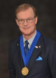 OAA President John Stephenson