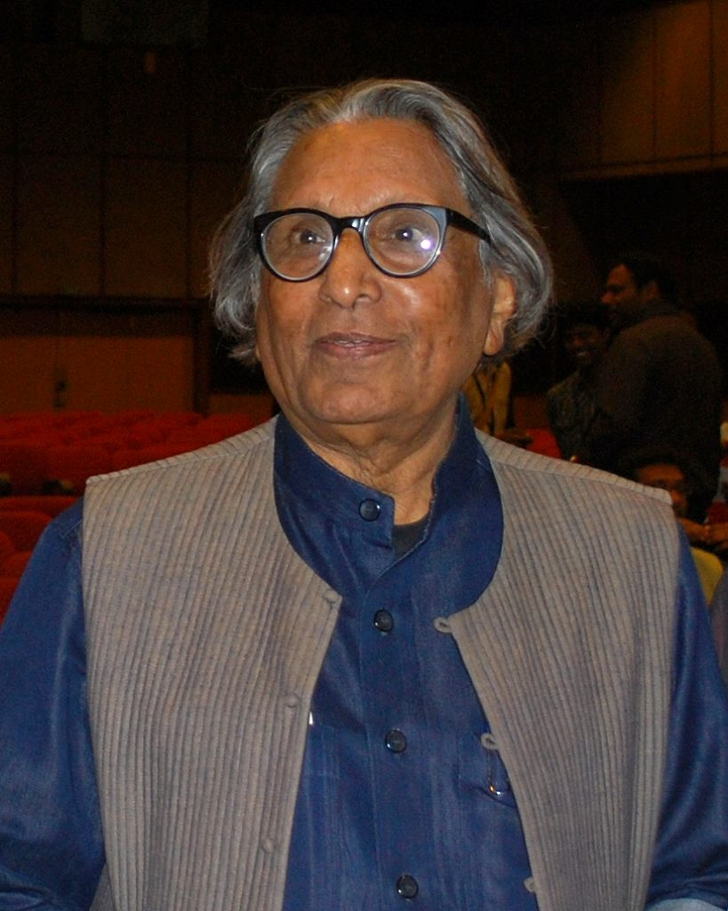 2018 Pritkzer Architecture Prize winner Balkrishna Doshi