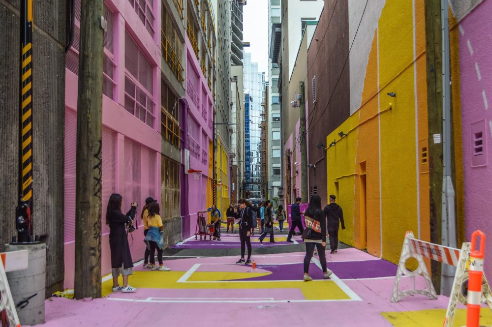 Park People, Public Space Incubator