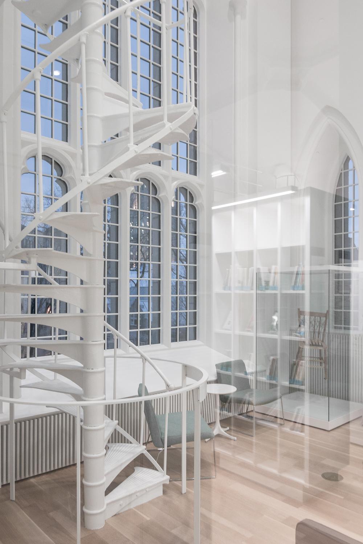 Maison de la littérature, Chevalier Morales Architectes, RAIC