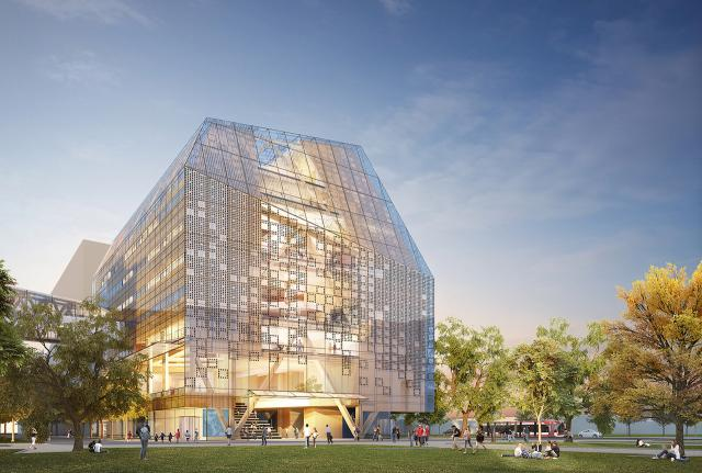 George Brown College, Patkau Architects