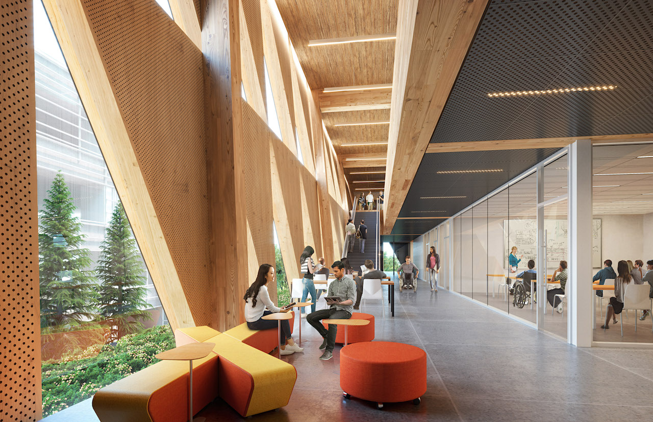 York University, School of Continuing Studies, Perkins+Will