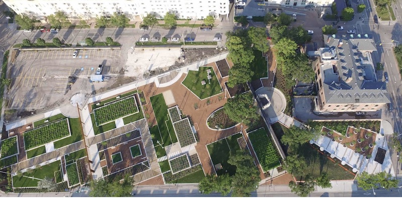 CSLA, landscape architecture, Upper Fort Garry
