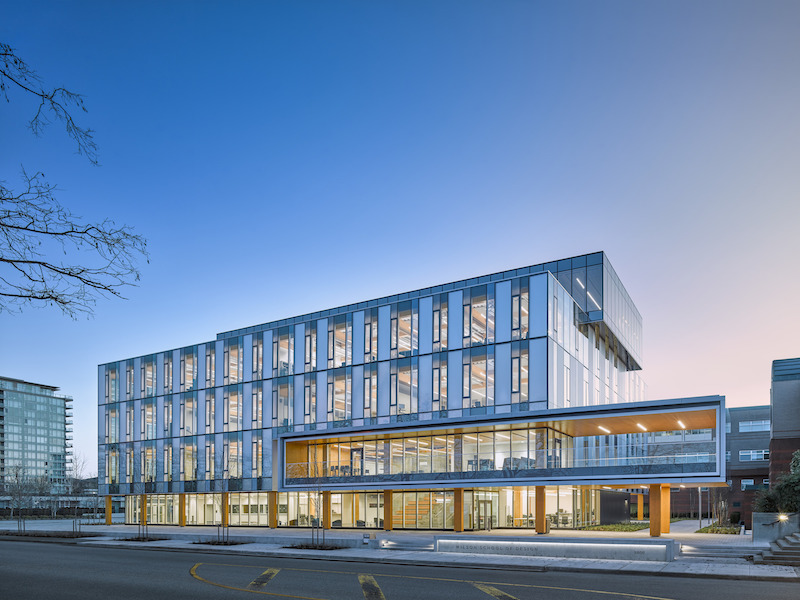 KPU Wilson School of Design / KPMB Public Architects, Kwantlen University