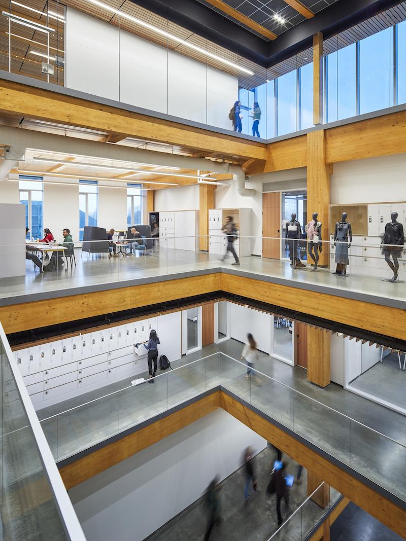 KPU Wilson School of Design / KPMB Public Architects, Kwantlen University