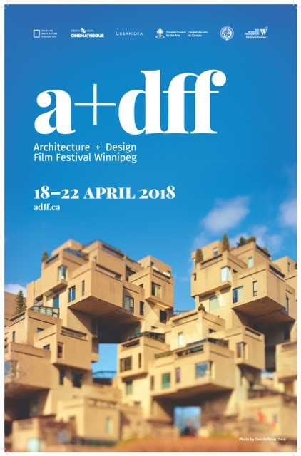 Architecture+Design Film Festival, Winnipeg