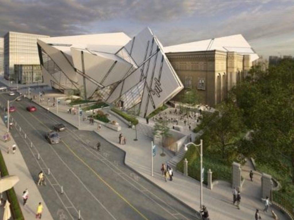Royal Ontario Museum, Hariri Pontarini Architects