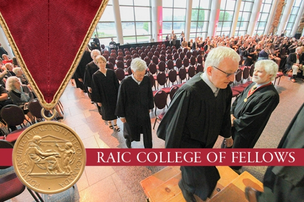 RAIC College of Fellows