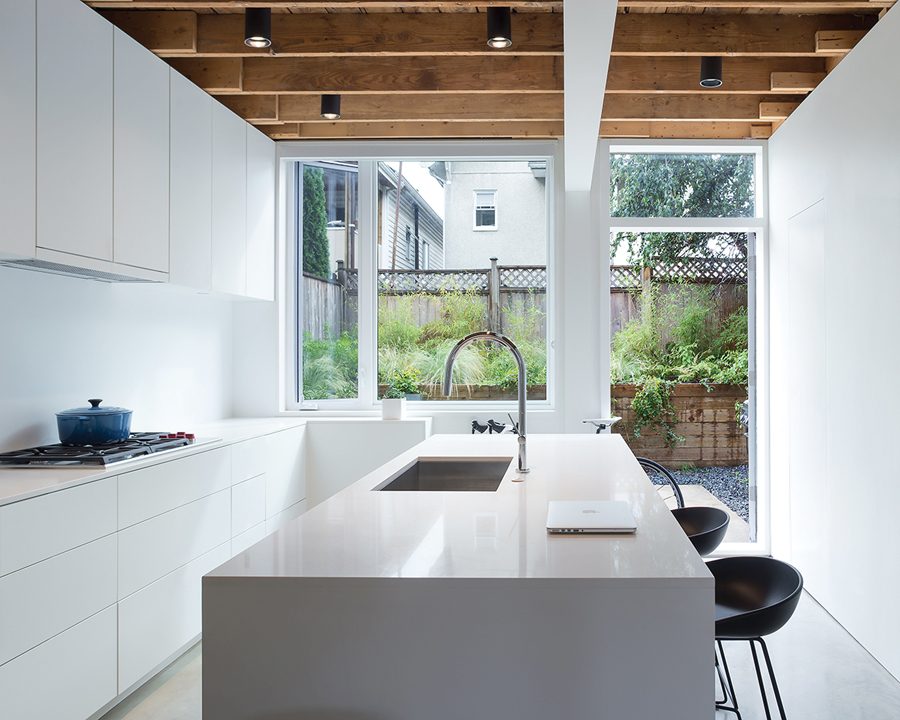 480 House, D'Arcy Jones architecture, Vancouver
