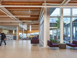 Albion Library, Perkins+Will Canada, AIA COTE Top Ten