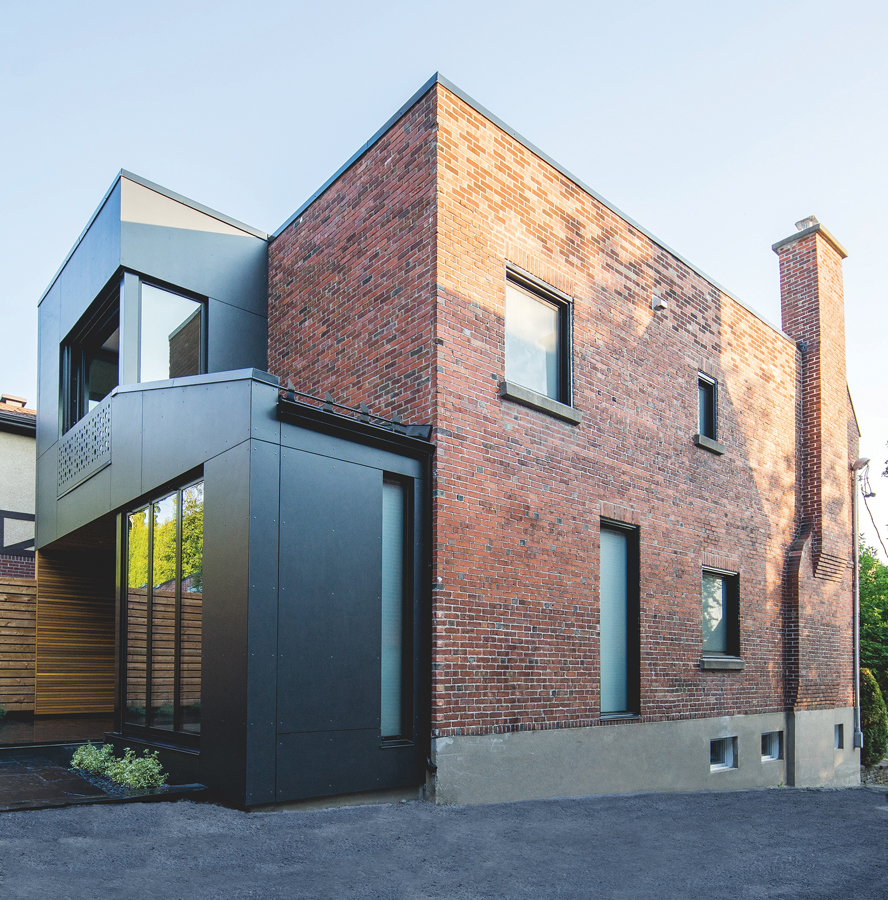 In the Côte-des-Neiges/Notre-Dame-de-Grâce neighbourhood 