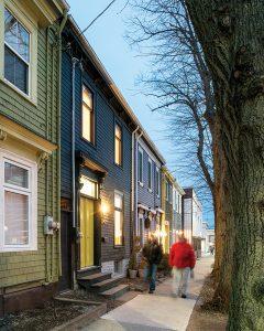 Sallyway House, Abbott Brown, Halifax