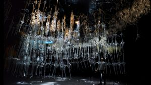 Philip Beesley: Transforming Space, Royal Ontario Museum, ROM