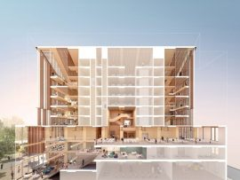 mass timber, The Arbour, Province of Ontario