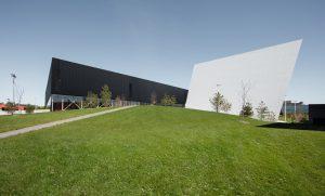 Complexe Sportif de Ville St-Laurentde, Saucier+Perrotte Architectes