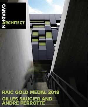 RAIC Gold Medal 2018