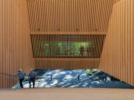 Audain Art Museum, Patkau Architects, RIBA International Prize