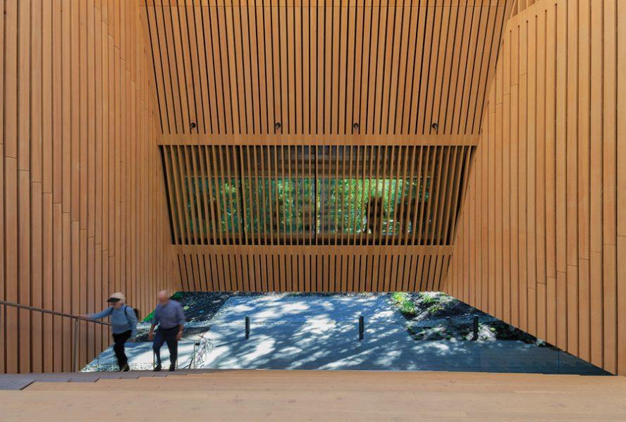 Audain Art Museum, Patkau Architects, RIBA International Prize