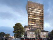 Goldring, tall wood, Patkau, MJMA, University of Toronto