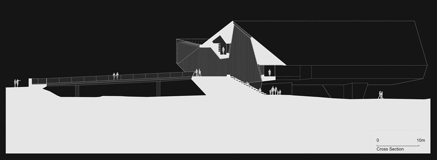Audain Art Museum, Patkau Architects
