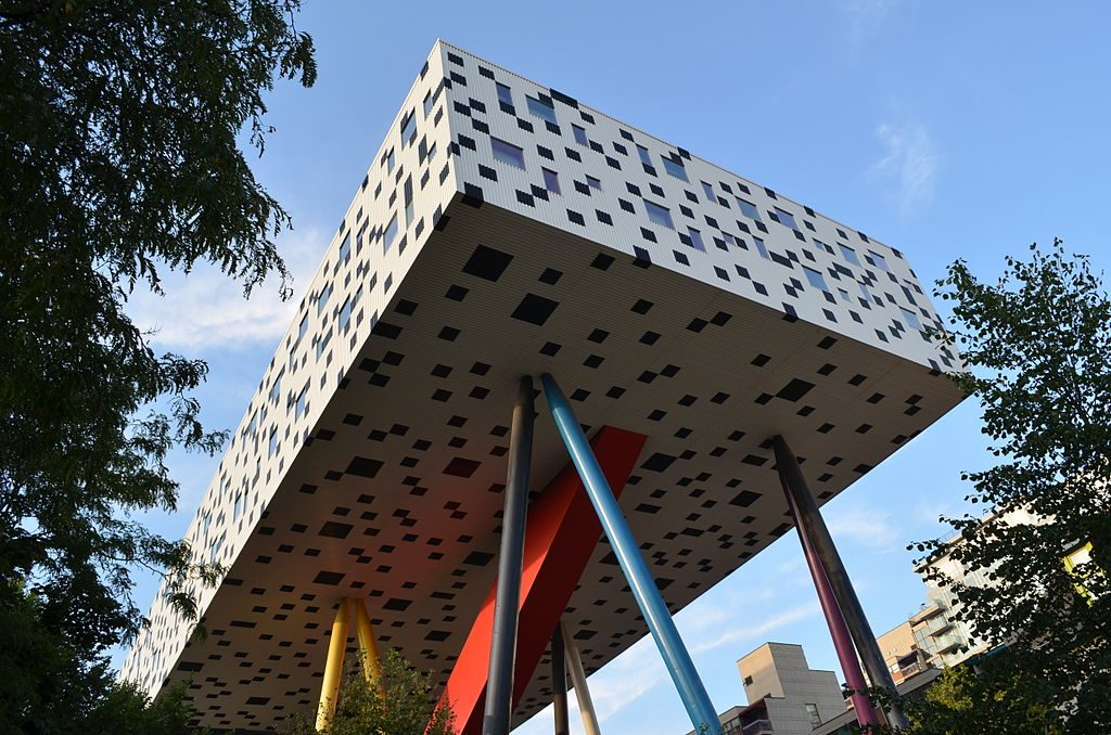 OCAD, Sharp Centre, Will Alsop