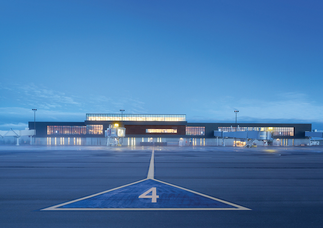 Fort McMurray International Airport.