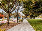 Guido-Nincheri Parc, Montreal. civiliti