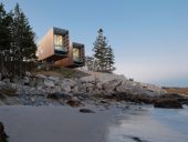 Mackay-Lyons Sweetapple Architects, Two Hulls House