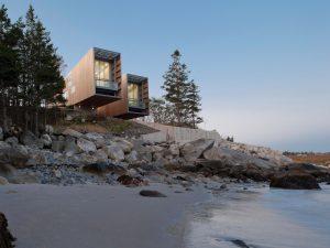 Mackay-Lyons Sweetapple Architects, Two Hulls House