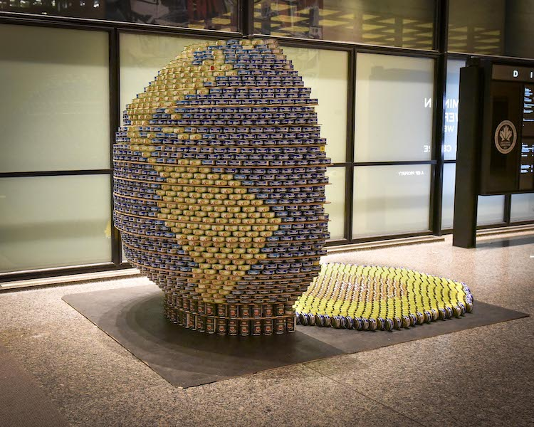 RJC Engineers, Canstruction, Canstruction®