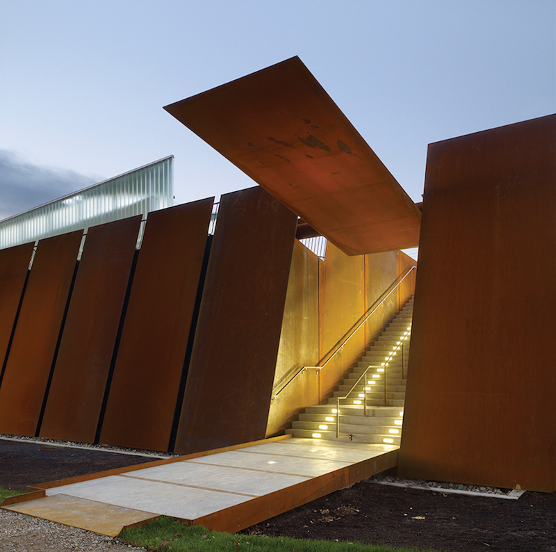 Fort York Visitor Centre, Patkau Architects, Kearns Mancini, Governor General's Medals in Architecture