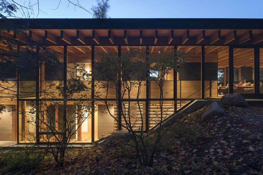 AIA Housing Award, The Bear Stand