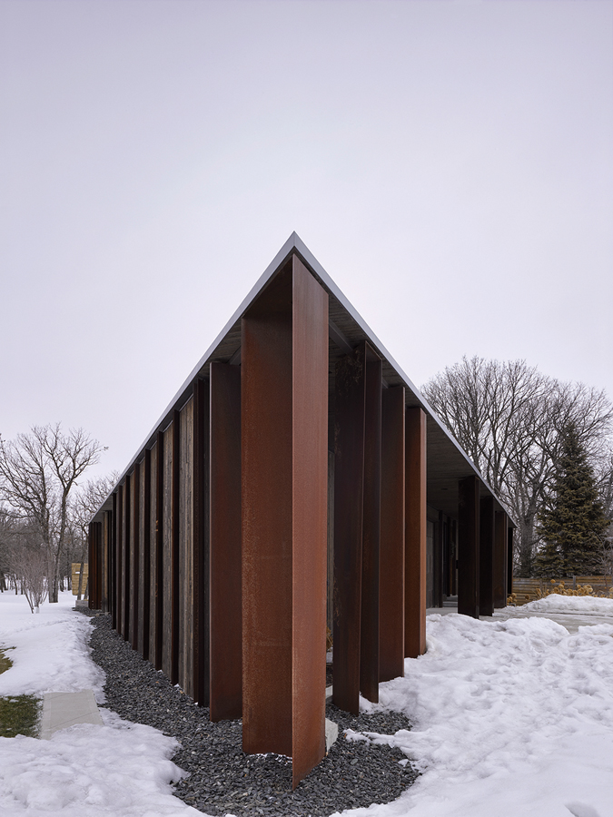 Parallelogram House, 5468796