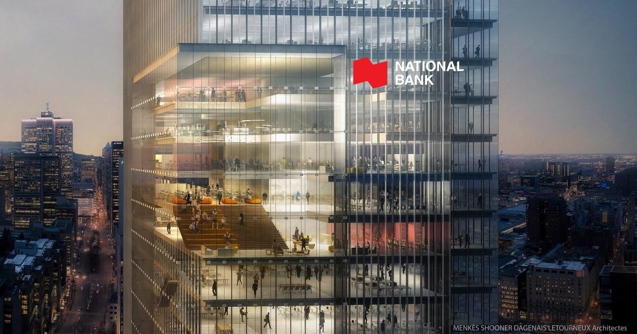 National Bank of Canada-Menk-s Shooner Dagenais LeTourneux Archi