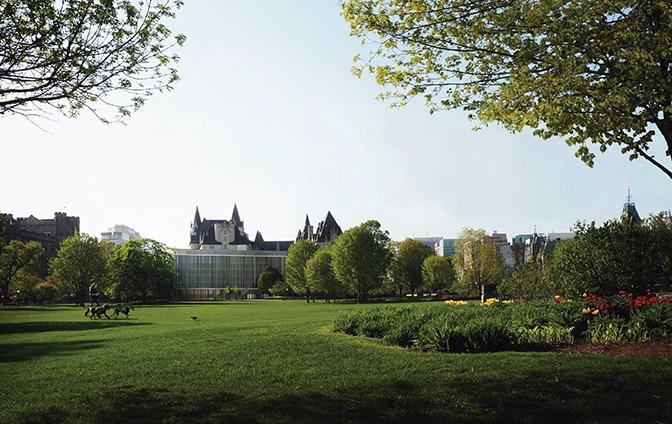 Château Laurier, architectsAlliance