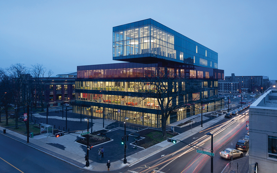 Maritime Architectural Design Excellence Awards, Halifax Central Public Library
