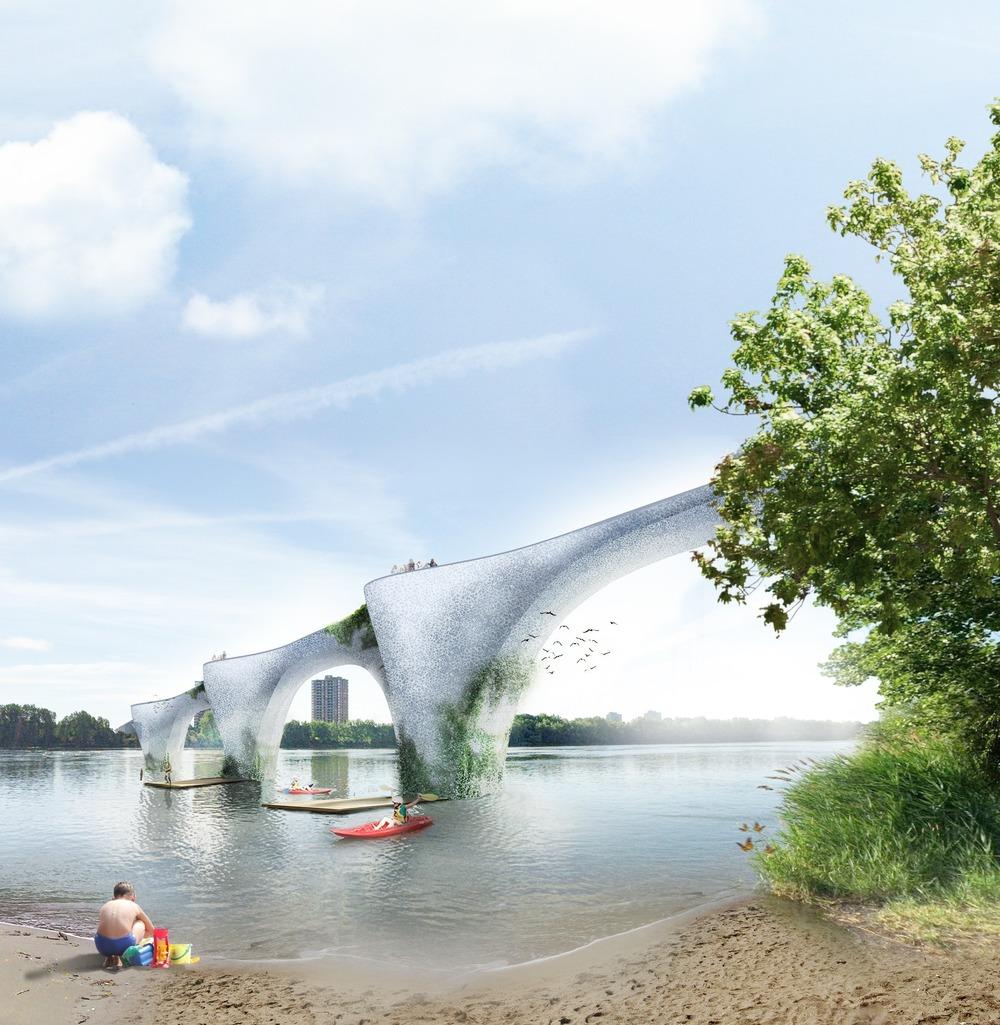 ADHOC architectes, aluminum