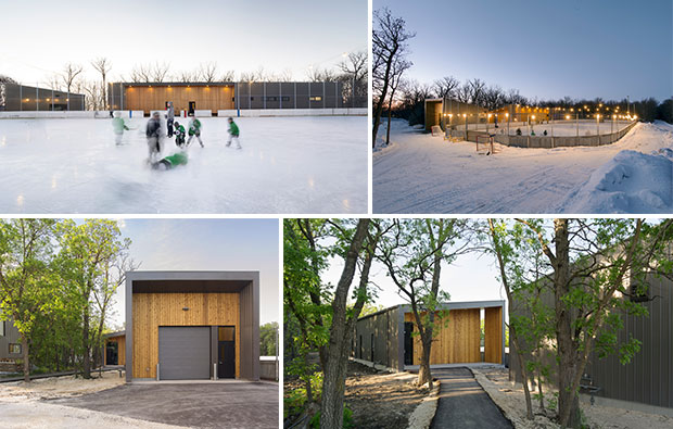 Camp Manitou, Prairie Design Awards