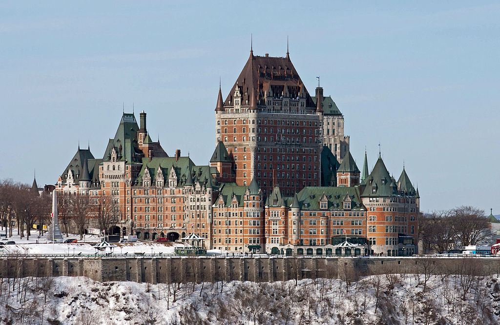 Chateau Frontenac, OAA Annual Conference
