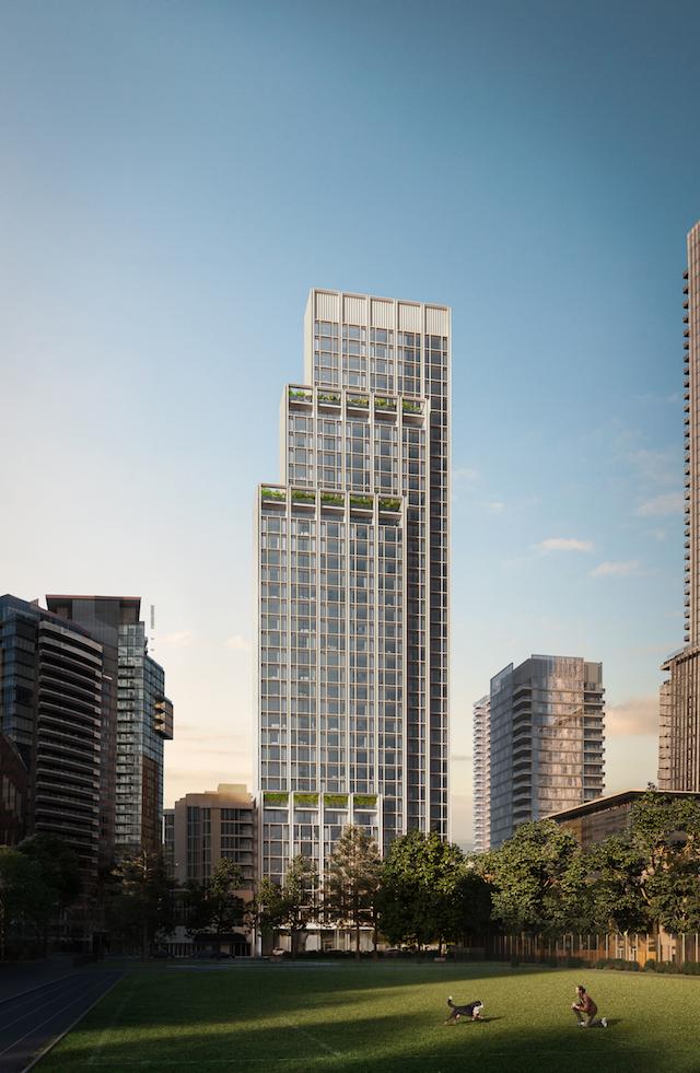 50 Scollard, Foster + Partners, RAW Design, ERA Architects, Lanterra