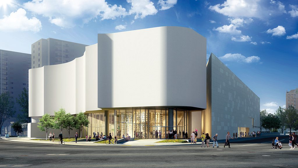 Construction starts on Winnipeg's Inuit Art Centre