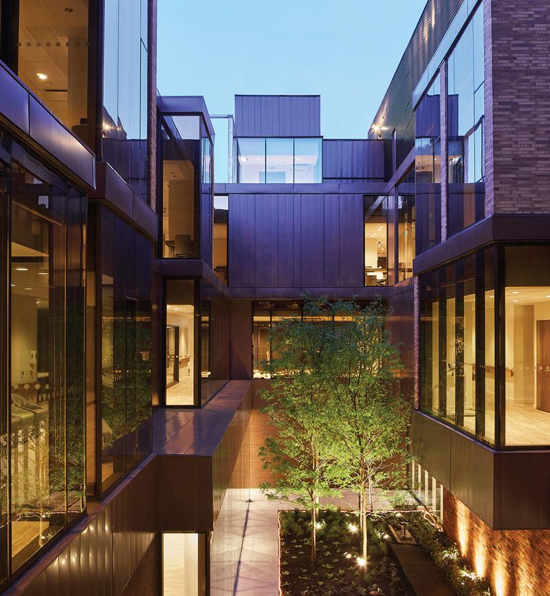Casey House, Hariri Pontarini Architects