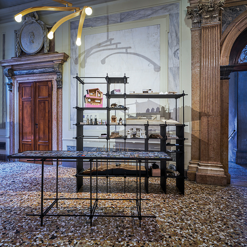 The Campos Studio installation, Venice Biennale