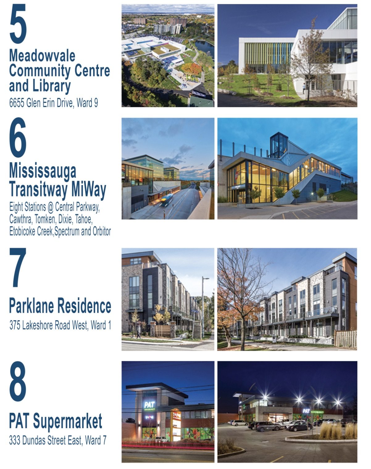 Mississauga Urban Design Awards