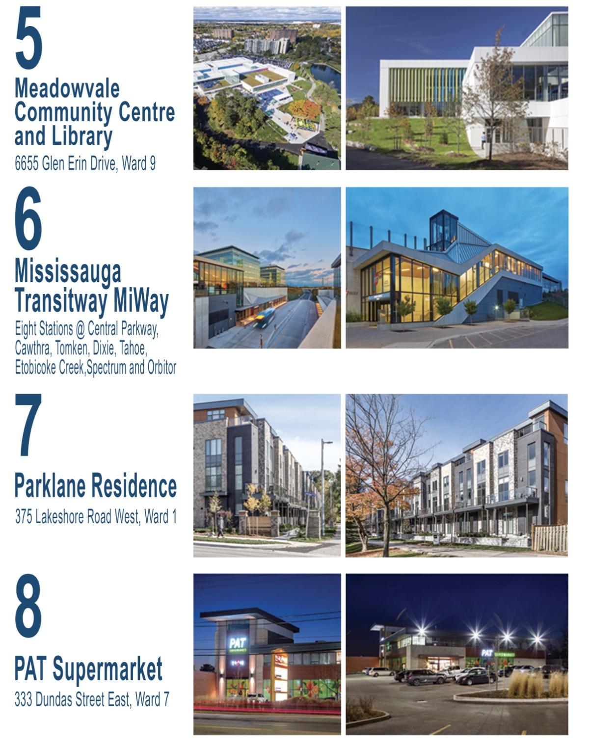 Mississauga Urban Design Awards