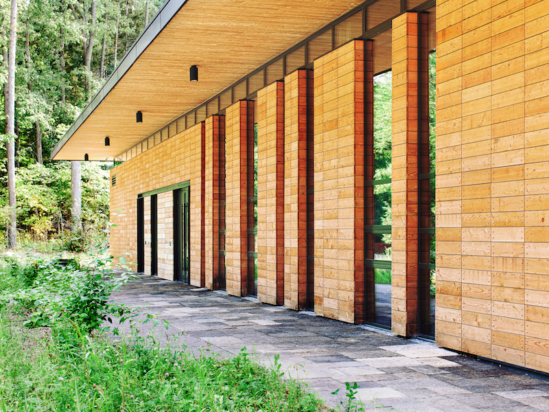 Bill Fisch Forest Stewardship and Education Centre, DIALOG, Living Building