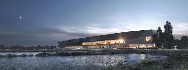 Thunder Bay Art Gallery, Patkau Architects, Brook McIlroy.